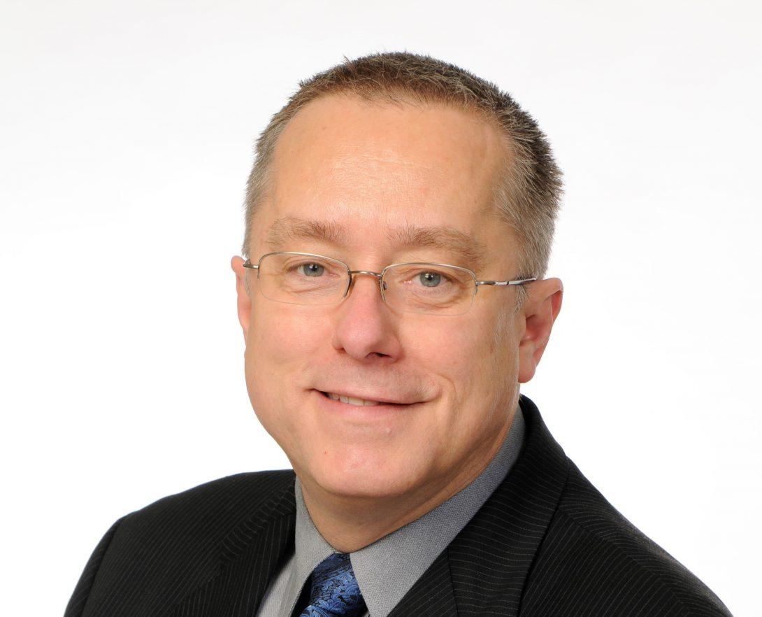 Inventor of the Year is Dr. Terry Vanden Hoek